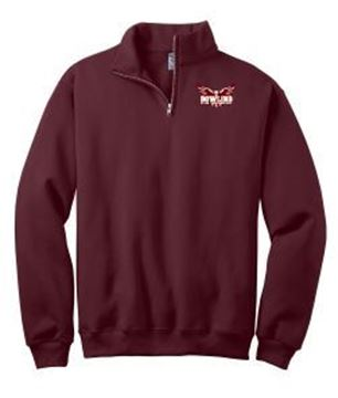 Picture of JERZEES® - NuBlend® 1/4-Zip Cadet Collar Sweatshirt (995M)