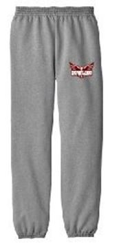 Picture of Port & Company® - Essential Fleece Sweatpant with Pockets (PC90P)