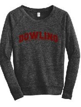 Picture of Alternative® Eco-Jersey Slouchy Pullover (AA1990) (Dlogo)