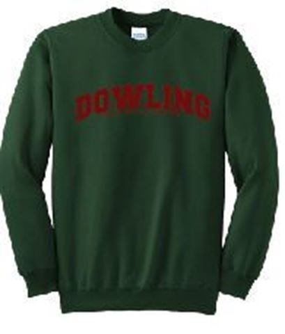 Picture of Port & Company® - Essential Fleece Crewneck Sweatshirt (PC90)(Dlogo)